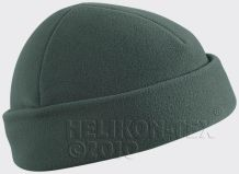 Шапка флисовая Helikon Watch Cap, foliage green