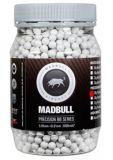 Шары Mad Bull 0.40 6mm BBs (2000) White