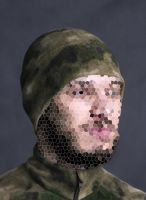 Флисовая шапка Sturmer Watch Cap, A-Tacs FG