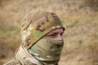 Флисовая шапка Sturmer Watch Cap, Multicam