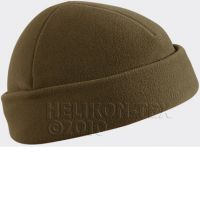 Шапка флисовая Helikon Watch Cap, койот