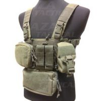 Жилет разгрузочный Wartech CHEST RIG A-TACS FG TV-101-ATFGN