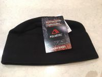 Шапка флисовая Cap Synthetic Microfleece Polartec чёрная