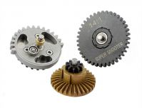 Шестерни Super Shooter (SHS) 16:1 Super high speed high precision Steel Gear Set