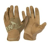 Перчатки Helikon All Round Fit Tactical Gloves, Coyote, Adaptive Green М