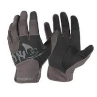 Перчатки Helikon All Round Fit Tactical Gloves, Black,Shadow Grey S