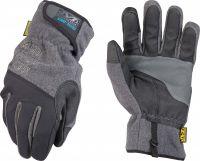 Перчатки зимние MW Wind Resistant, серые L