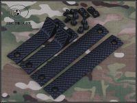 Комплект панелей Emerson KAC Style Long Rail Cover Set, черный