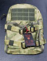 Рюкзак на заднюю панель бронежилета Mini MAP CenturionGear Мох